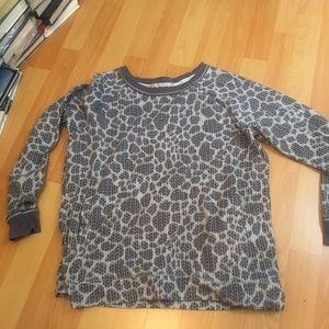 Simply Vera Vera Wang 2 pc Pajama Set L